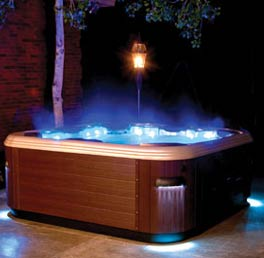 hire a hottub